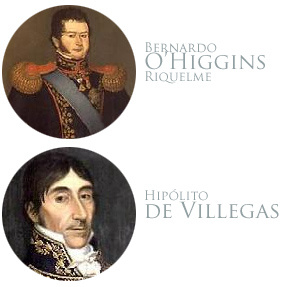 O'Higgins y Villegas